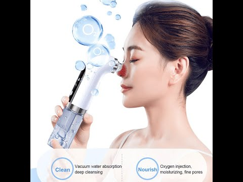 Portable Rechargeable Water Cycle Mode Facial Treatment Device