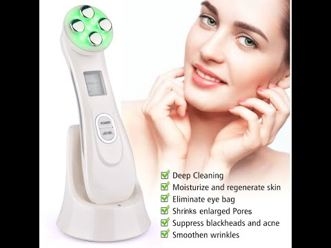 5 in 1 Radio Mesotherapy Face Beauty Pen