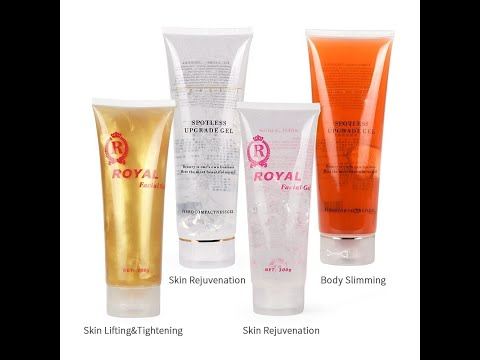 Beauty and Slimming Gel for a Perfect Skin