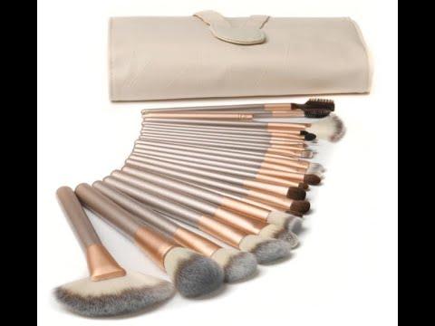 High Quality Professional Makeup Brush Kits - 12-18-24 Pcs