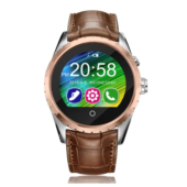 smart watch leather